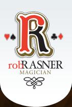 Rob Rasner – Comedy Magician